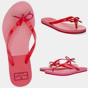 Kate Spade Nova Flip Flops 7